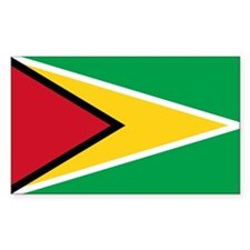 Flag of Guyana Decal