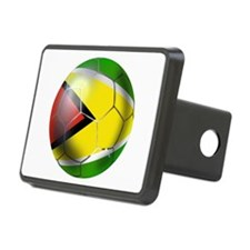 Guyana Football Hitch Cover