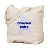 Omarion Rules Tote Bag