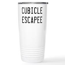 Cubicle Escapee Ceramic Travel Mug