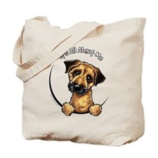 Border Terrier IAAM Tote Bag