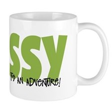 Swissy IT'S AN ADVENTURE Mug
