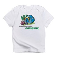 Cute Too young Infant T-Shirt