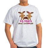 45th Anniversary Moose T-Shirt