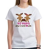 40th Anniversary Moose  T