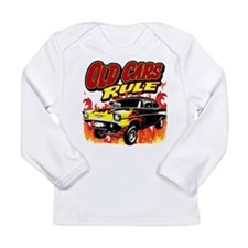 Old Cars Rule - Gasser Long Sleeve T-Shirt