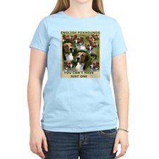 foxhound group Women's Pink T-Shirt