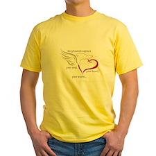 SOUL HEART AND WORLD NATURAL TEE T-Shirt