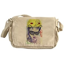 Crazy bee Christy Messenger Bag