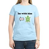 Im with Him T-Shirt
