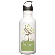 Unique Tree hugger Water Bottle