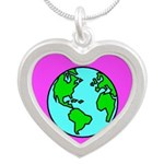 Love Our Planet Necklaces