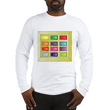 High Priest Breastplate Long Sleeve T-Shirt