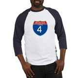 Interstate 4 - FL Baseball Jersey