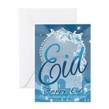 Eid Card, Happy And Joyous Eid, Greeting Card