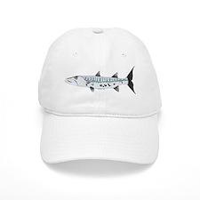 Great Barracuda fish Baseball Baseball Cap