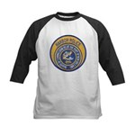 NOLA Harbor Police Kids Baseball Jersey