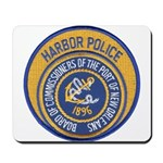 NOLA Harbor Police Mousepad