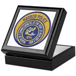 NOLA Harbor Police Keepsake Box