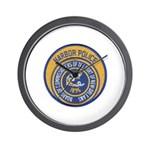 NOLA Harbor Police Wall Clock
