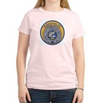 NOLA Harbor Police Women's Pink T-Shirt
