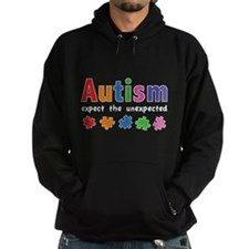 Autism Expect the unexpected Hoodie