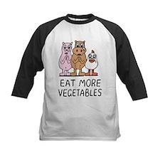 Eat more vegetables Baseball Jersey