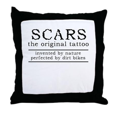 ... More Fun Stuff > Scars Original Tattoo Dirt Bike Motocross Funny Th