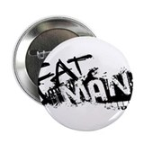 "Fat Man Logo 2.25"" Button"