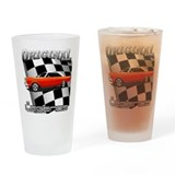 Original Musclecar 1966 Drinking Glass