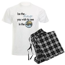Be the change2 Pajamas