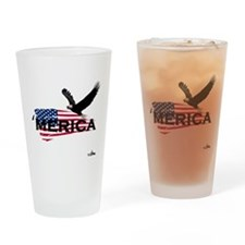 Merican Drinking Glass