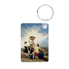 vest, 1786-87 (oil on canvas) - Keychains