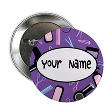 "Personalized Stylist 2.25"" Button"