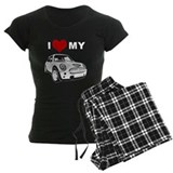 I love my Mini Cooper  Pyjamas