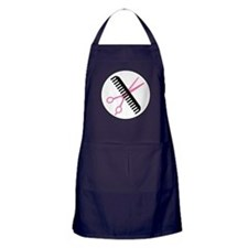 Hair Stylist Salon Apron (dark)