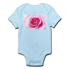 Pink Rose Body Suit