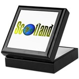 Scotland Keepsake Box