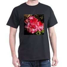 GERANIUM FLOWER~Peppermint Twist~ T-Shirt