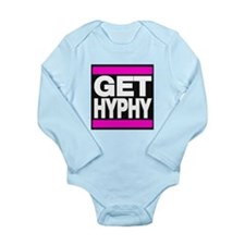 get hyphy lg pink Body Suit