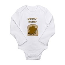 Peanut Butter Bodysuit Body Suit