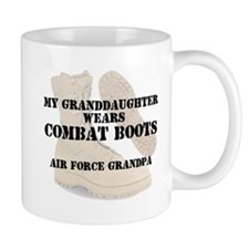 AF Grandpa DCB Granddaughter Mug