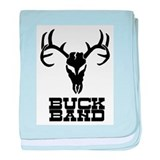 Buck Band T-Shirt - v1 baby blanket