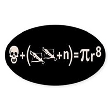 Pirate Formula Decal