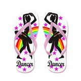STAR DANCER Flip Flops