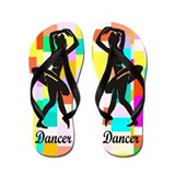 TOP DANCER Flip Flops