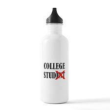 College Stud Water Bottle