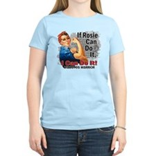 If Rosie Can Do It Diabetes T-Shirt