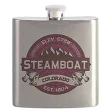 Steamboat Raspberry Flask