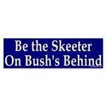 Be the Skeeter Bumper Sticker